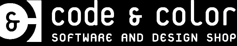Code & Color - Footer Logo